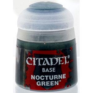 21-43 シタデルカラー BASE: NOCTURNE GREEN (12ML)