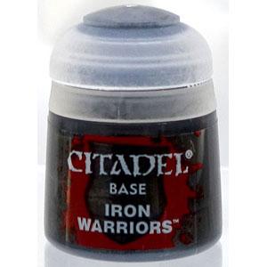 21-48 シタデルカラー BASE: IRON WARRIORS (12ML)