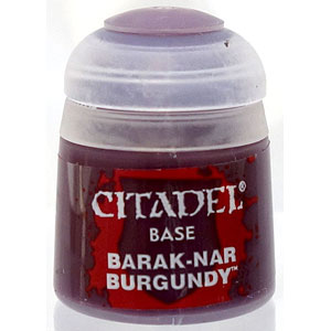 21-49 シタデルカラー BASE: BARAK-NAR BURGUNDY (12ML)