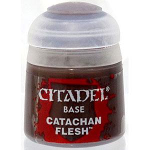21-50 シタデルカラー BASE: CATACHAN FLESHTONE (12ML)