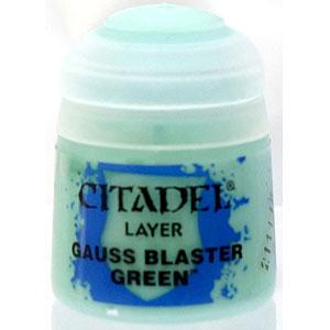 22-78 シタデルカラー LAYER: GAUSS BLASTER GREEN (12ML)