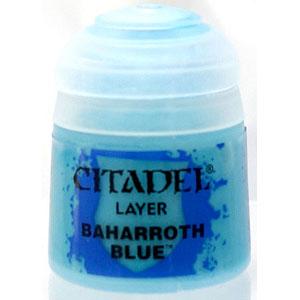 22-79 シタデルカラー LAYER: BAHARROTH BLUE (12ML)