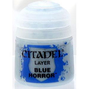 22-84 シタデルカラー LAYER: BLUE HORROR (12ML)