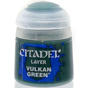 22-90 シタデルカラー LAYER: VULKAN GREEN (12ML)