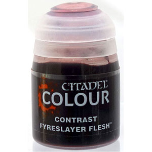 29-31 シタデルカラー CONTRAST: FYRESLAYER FLESH (18ML)