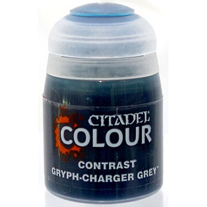 29-35 シタデルカラー CONTRAST: GRYPH-CHARGER GREY (18ML)