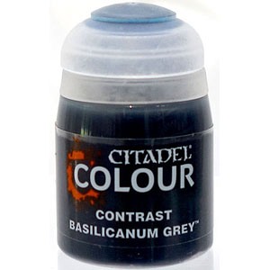 29-37 シタデルカラー CONTRAST: BASILICANUM GREY (18ML)