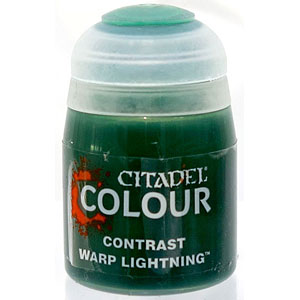 29-40 シタデルカラー CONTRAST: WARP LIGHTNING (18ML)