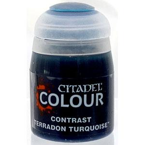 29-43 シタデルカラー CONTRAST: TERRADON TURQUOISE (18ML)