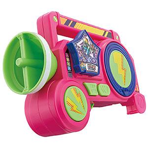 ポチっと発明 ピカちんキット バトルピカちんキット05 バッジDJリミックスシューター