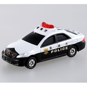 トミカ4D 光るよ!鳴るよ! ライト&サウンドトミカ トヨタ クラウン パトロールカー