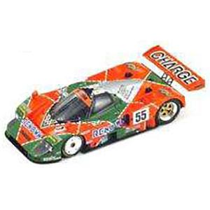 1/64 Mazda 787 B No.55 Winner 24H Le Mans 1991 V. Weidler - J. Herbert - B. Gachot