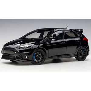 1/18 フォード フォーカス RS (ブラック)