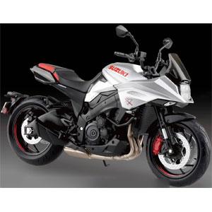 1/12 完成品バイク SUZUKI GSX-S1000S KATANA フルオプション メタリックミスティックシルバー