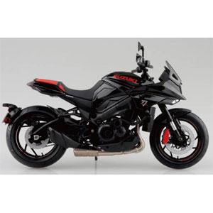 1/12 完成品バイク SUZUKI GSX-S1000S KATANA フルオプション グラススパークルブラック