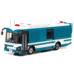1/43 いすゞ エルガミオ 2018 警察本部警備部機動隊大型人員輸送車両