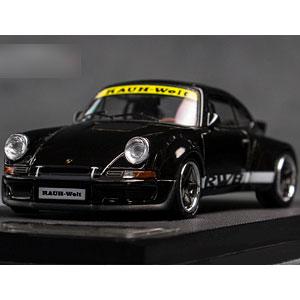 1/64 RWB 930 Ducktail Wing Metallic Black