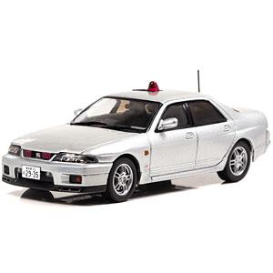 1/43 日産 スカイライン GT-R AUTECH VERSION 1998 埼玉県警察高速道路交通警察隊車両 (覆面/銀)