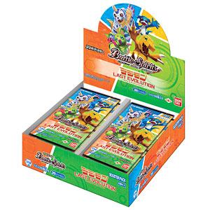 バトルスピリッツ コラボブースター デジモン LAST EVOLUTION ブースターパック 20パック入りBOX