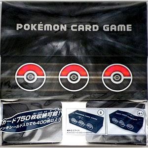 ポケモンカードゲーム ロングカードボックス ベーシック ブラック