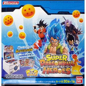 スーパードラゴンボールヒーローズ ビッグバンブースターパック 20パック入りBOX