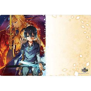 ブシロード ラバーマットコレクション ソードアート・オンライン アリシゼーション・インベーディング『アリス&キリト』