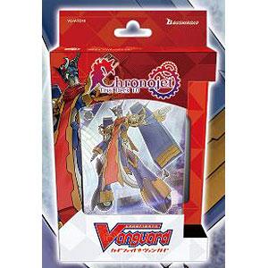 カードファイト!! ヴァンガード トライアルデッキ第10弾 Chronojet 6パック入りBOX