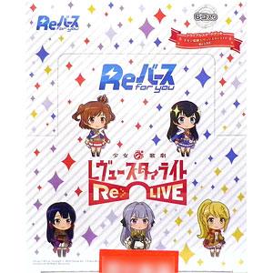 Reバース for you トライアルスタートデッキ 少女☆歌劇 レヴュースタァライト -Re LIVE- 6パック入りBOX
