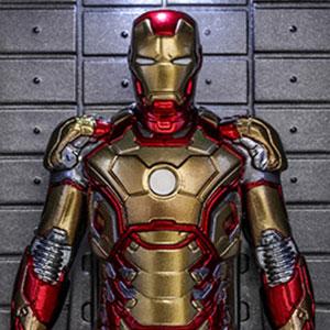 ムービー・マスターピース COMPACT 『アイアンマン3』 アイアンマン・マーク42(ホール・オブ・アーマー付き)