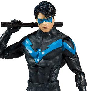 DCコミックス DCマルチバース 7インチ・アクションフィギュア #005 ナイトウィング[Better Than Batman]