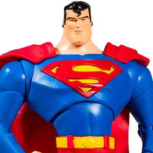 DCコミックス DCマルチバース 7インチ・アクションフィギュア #008 スーパーマン Superman the Animated Series