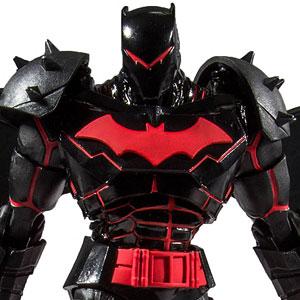 DCコミックス DCマルチバース 7インチ・アクションフィギュア #010 ヘルバットアーマー・バットマン[コミック]