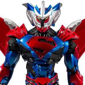 DCコミックス DCマルチバース 7インチ・アクションフィギュア #011 アーマード・スーパーマン[コミック]