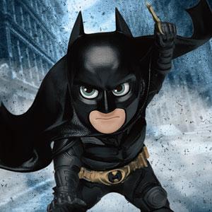 ミニ・エッグアタック 『ダークナイト・トリロジー』シリーズ1 バットマン(バットラング付き版)