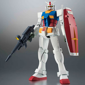 ROBOT魂 〈SIDE MS〉 RX-78-2 ガンダム ver. A.N.I.M.E. [BEST SELECTION] 『機動戦士ガンダム』