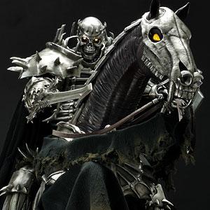 【前入金 銀行振込のみ】アルティメットプレミアムマスターライン/ ベルセルク: 髑髏の騎士 1/4 スタチュー 騎馬 ver