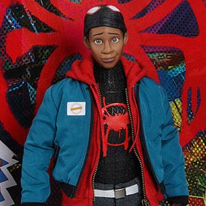ムービー・マスターピース 『スパイダーマン:スパイダーバース』1/6 フィギュア マイルス・モラレス/スパイダーマン ※延期・前倒し可能性大