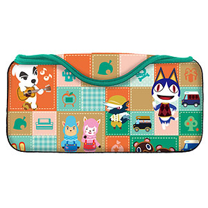 QUICK POUCH COLLECTION for Nintendo Switch (どうぶつの森)Type-A