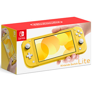 【PayPal利用不可】Nintendo Switch Lite イエロー