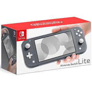 【PayPal利用不可】Nintendo Switch Lite グレー