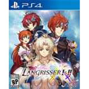 PS4 北米版 Langrisser I & II