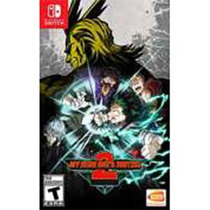 Nintendo Switch 北米版 My Hero One's Justice 2