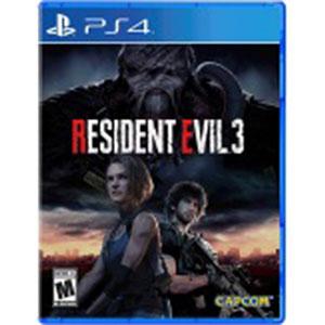 PS4 北米版 Resident Evil 3