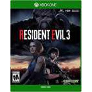 Xbox One 北米版 Resident Evil 3