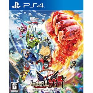 【特典】PS4 The Wonderful 101: Remastered