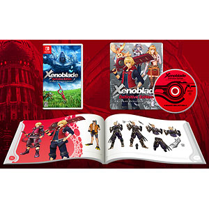 Nintendo Switch Xenoblade Definitive Edition Collector's Set