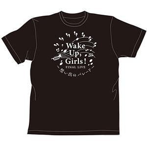 Wake Up, Girls! FINAL LIVE~想い出のパレード~ メモリアルTシャツ Mサイズ