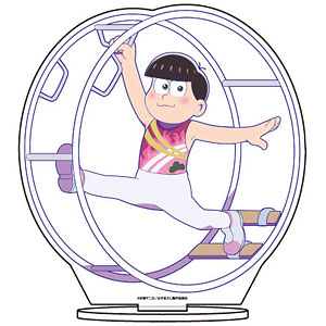 キャラアクリルフィギュア「おそ松さん」06/トド松