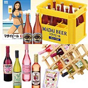 ぷちサンプルシリーズ お酒好きが集まるお店 銘酒専門 富士丸酒店 8個入りBOX