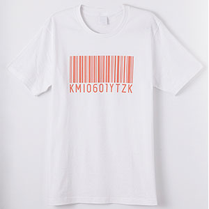 銀魂 イメージTシャツB 神威モデル